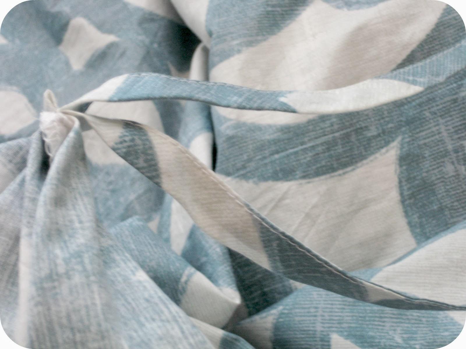 Twenty Something How To Tie Duvet Ties