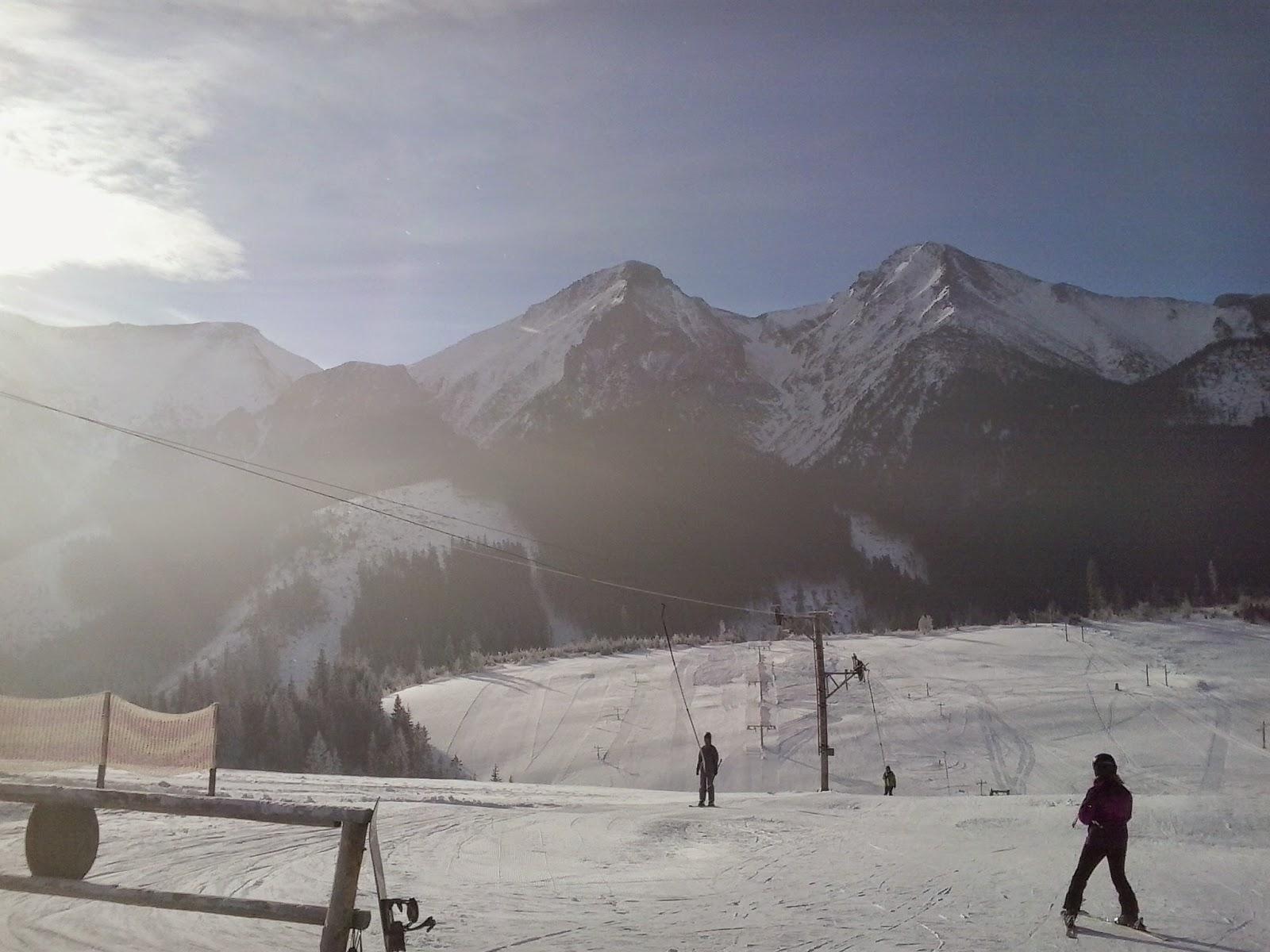 trasy narciarskie Strednica
