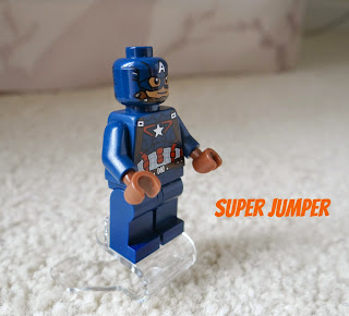 LEGO Marvel Super Heroes, Avengers Age of ultron, Quinjet