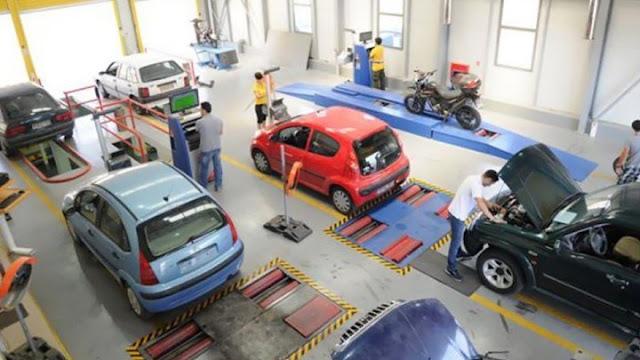 ΚΤΕΟ ~ Τουλάχιστον 1 εκατ. αυτοκίνητα θα «κοπούν» λόγω γυρισμένων χιλιομέτρων! +Πρόστιμα