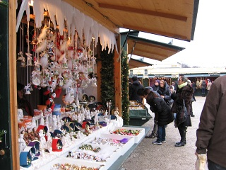 The Christmas Markets in Vienna