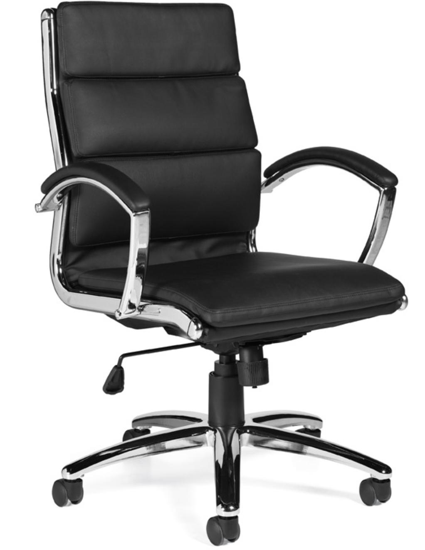 Segmented Cushion Chair