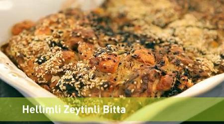 Kıbrıs Mutfağından Hellimli Zeytinli Bitta - Refika Birgül anlatıyor