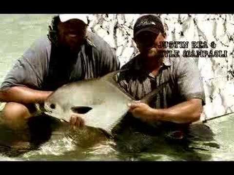video de pêche exotique