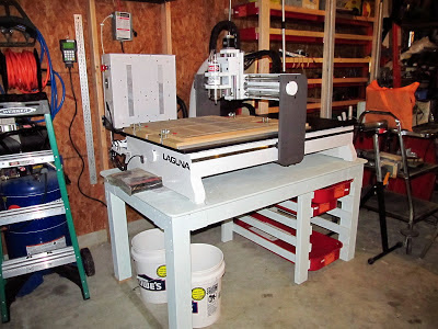 New Total Shop 6 In 1 Woodworking Machine