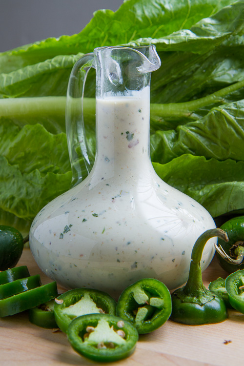 Jalapeno Popper Dressing