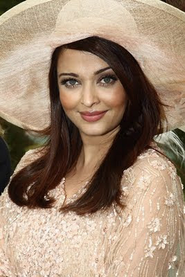 Aishwarya Rai Photos at French Derby