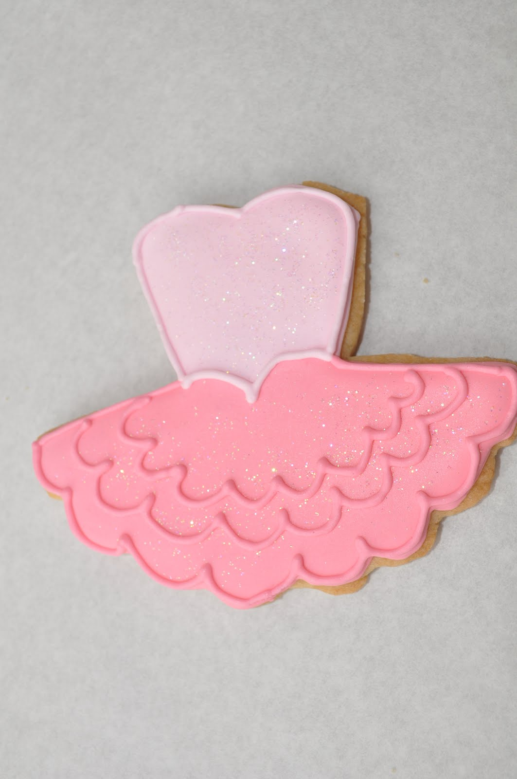 princess ballerina cookies making a cookie template suz daily