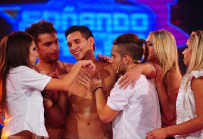 Eliminado Soñando Por Bailar : 16 Abril 2011
