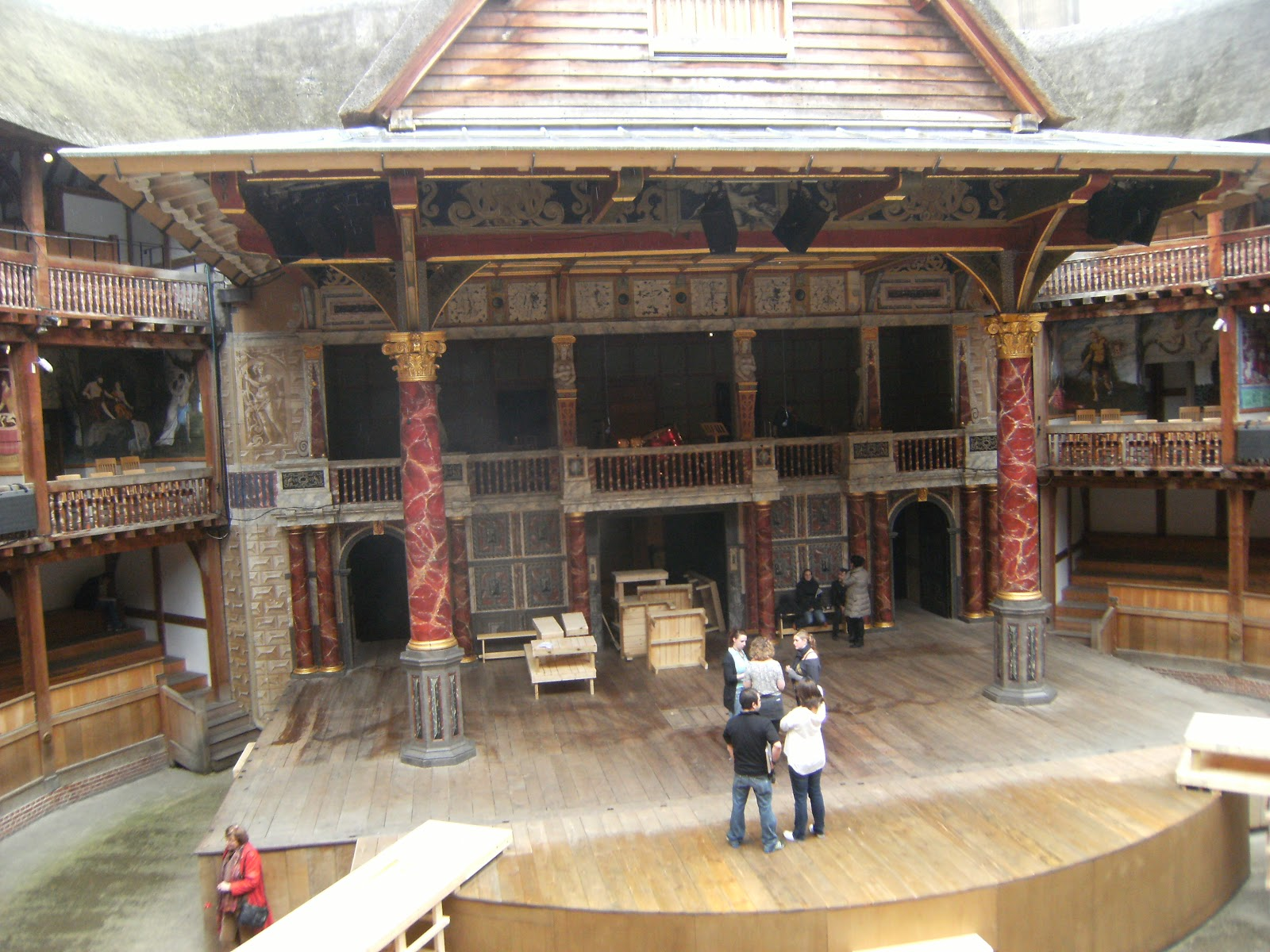 "thesis statement about the globe theatre Free essay: elizabethan theatre ""in roughly built playhouses and cobblestone inn yards,  essay on the globe theatre and the elizabethan audience."