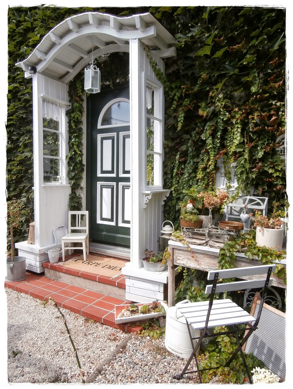 Shabby and charme una romantica casa shabby chic style in centro a vienna - Shabby and charme ...