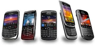 Harga Hp Terbaru BlackBerry Desember 2013