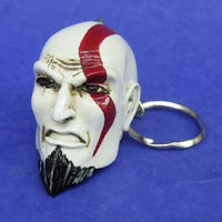 Chaveiro do Kratos
