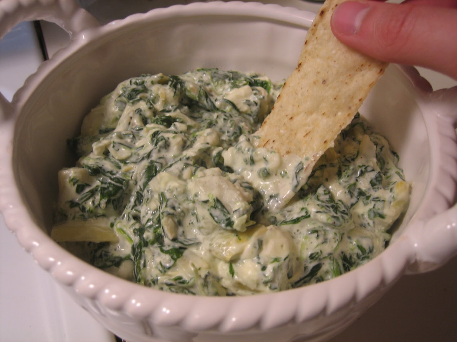 Discovering the Extraordinary: Hot Artichoke Spinach Dip