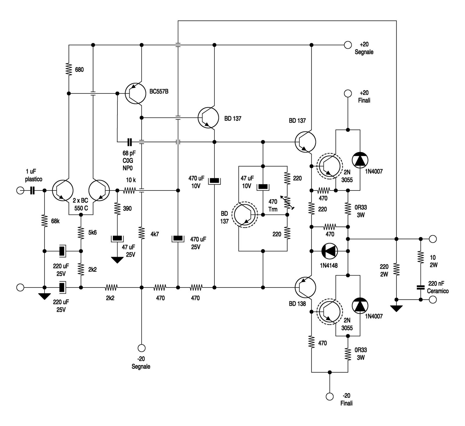 Schemi Elettrici Giradischi Lesa : Schemi elettrici giradischi lesa schema elettrico