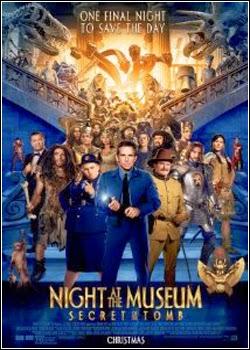 17 Uma Noite no Museu 3 – O Segredo da Tumba