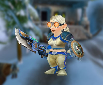 The Gnome Collection Gnomeregan Infantry & Dizzyu0027s Dressing Room: The Gnome Collection: Gnomeregan Infantry