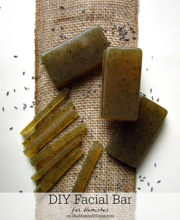 DIY Facial Bar - She Makes a Home