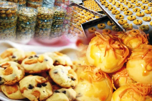 Bisnis kue. Kotabumi Lampung Utara