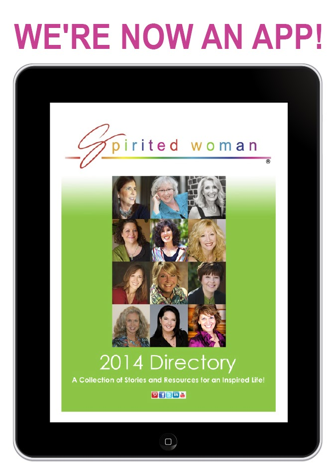 2014 SPIRITED WOMAN DIRECTORY APP