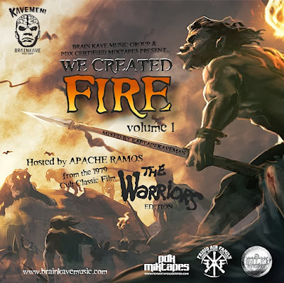 'We Created Fire' Vol. 1 [Warriors Edition] • :Hosted by Apache Ramos (@ApacheOrphan) cover