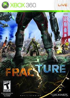 Download Fracture Torrent XBOX 360 2008