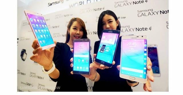 Mở rộng chính sách bảo hành cho Galaxy S và Galaxy Note