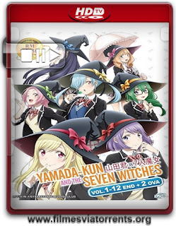 Yamada-kun and the Seven Witches Torrent - HDTV