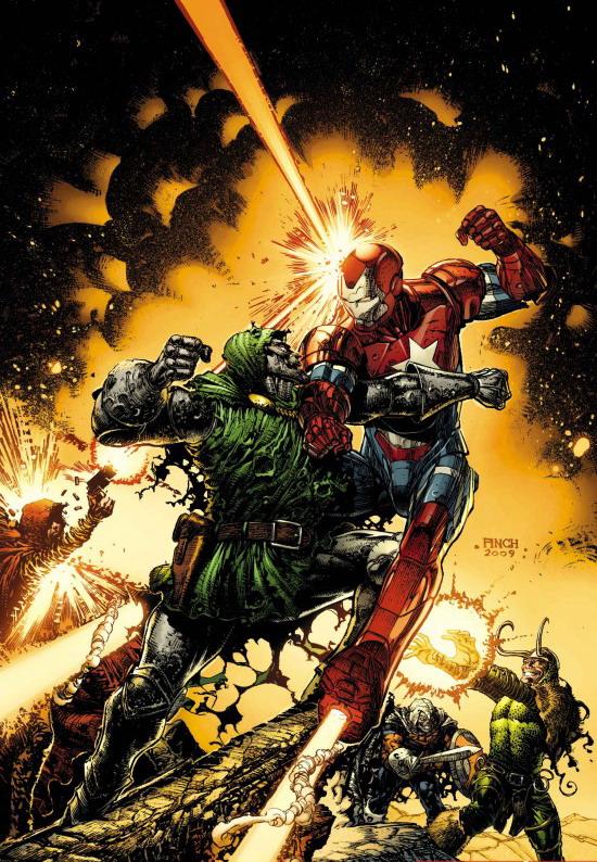 Doctor Doom (Marvel Comics) Character Review - 4