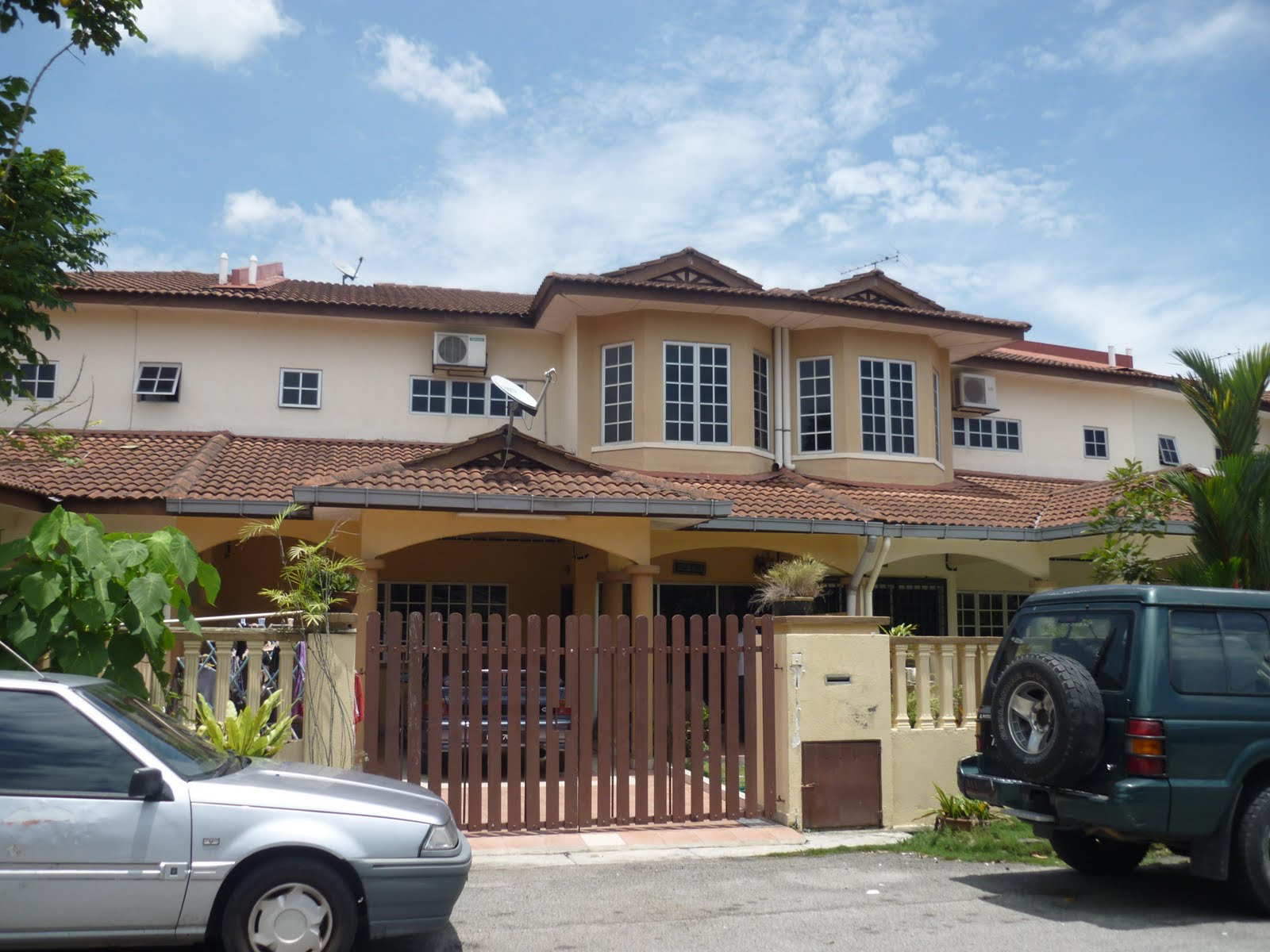Double storey terrace house for sale for sale for 3 storey terrace house for sale