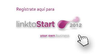 Inscripciones a LinktoStart 2012