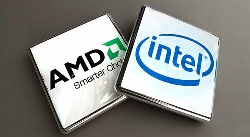 вечная борьба Intel и AMD