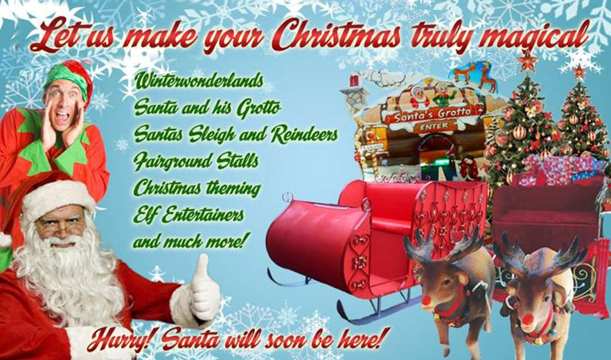 organize pantomime shows for your christmas party at home - Christmas Shows For Kids