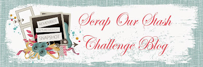 Scrap Our Stash Challenge