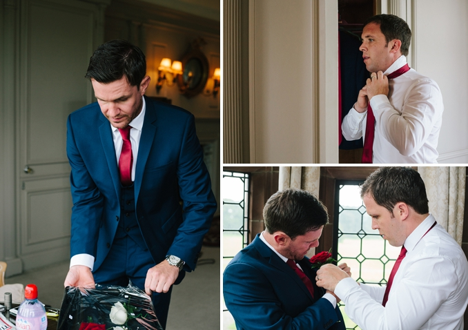 Sara and Jon's gorgeous Thornton Manor wedding by STUDIO 1208
