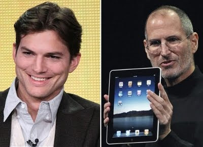 Ashton Kutcher to Play Steve Jobs in the Movie Jobs