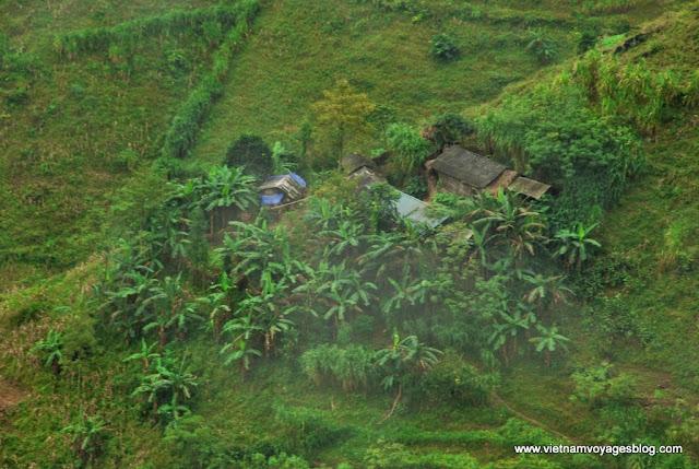 Découvert la beauté du col de Ma Pi Leng