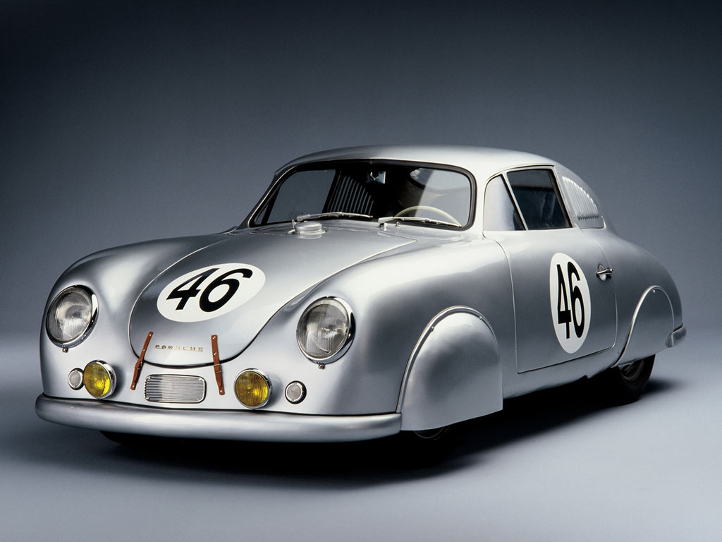 The basic design of the 356