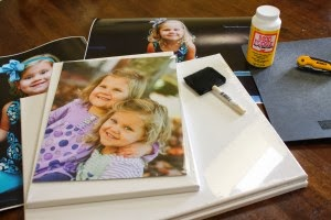 DIY Photo Canva