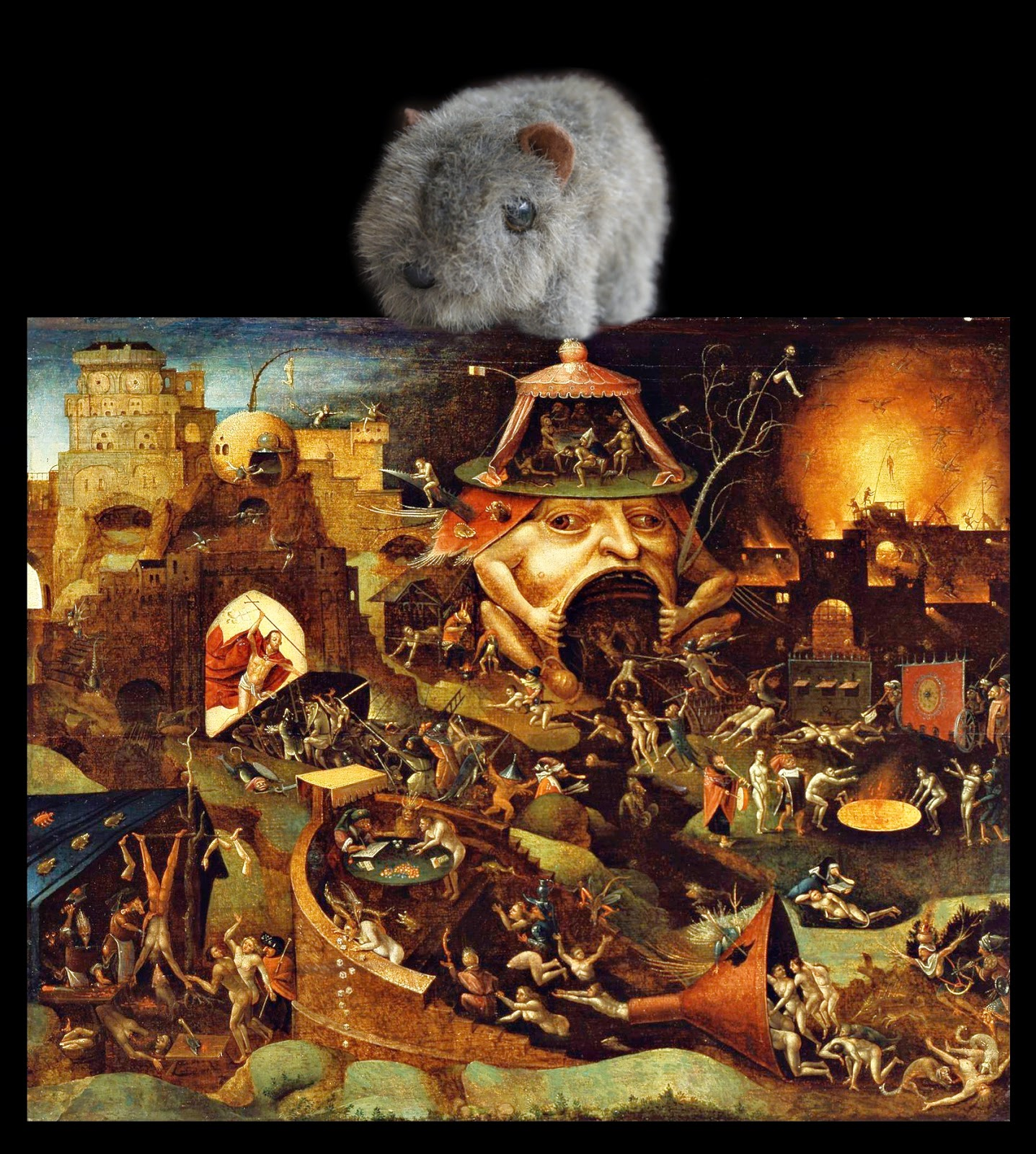 Shane and Hieronymus Bosch