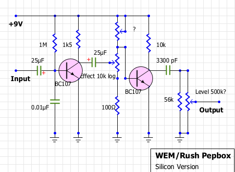 fuzz face schematic html with Wem Wa Ins Rush Pep Box Fuzz on Pedal Wiring Diagram as well Ecc83 Tube Schematic together with Ibanez Tube Screamer Ts808  pact Mini in addition Fulltone 69 together with Dc Jack Wiring.