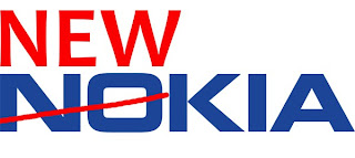Newkia logo, newkia android smartphone, new nokia android