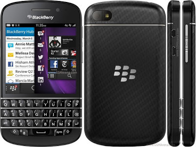 HP BlackBerry 2013