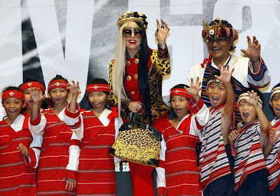 Lady Gaga Day in Taiwan
