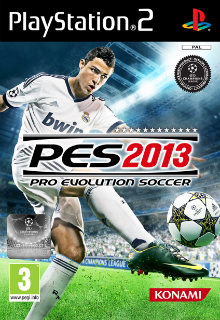 download Pro Evolution Soccer 2013 PS2