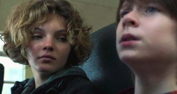Selina Kyle en Gotham 1x02