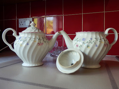 Teapots coincidence