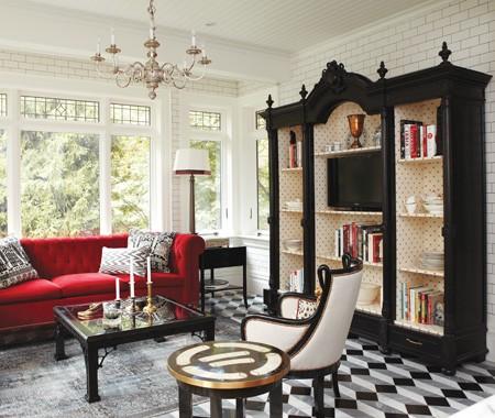 Antike Mobel Modernisiert Christine Oertel Interior Design