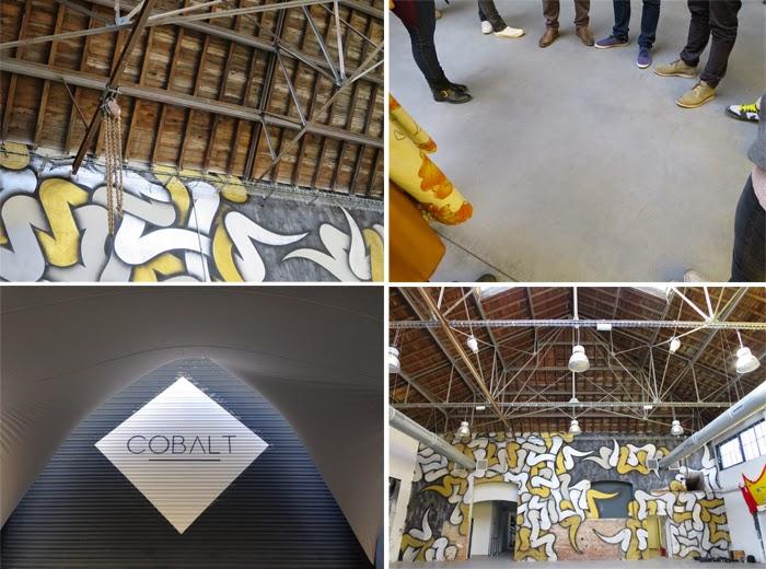 Visite Espace Cobalt - Toulouse