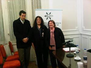 Debate en el Consejo Profesional de Trabajadores sociales Sobre las intervenciones en violencia